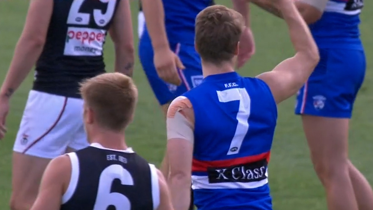 Afl Western Bulldogs Marvel Thor Jersey Leaves Fans Fuming