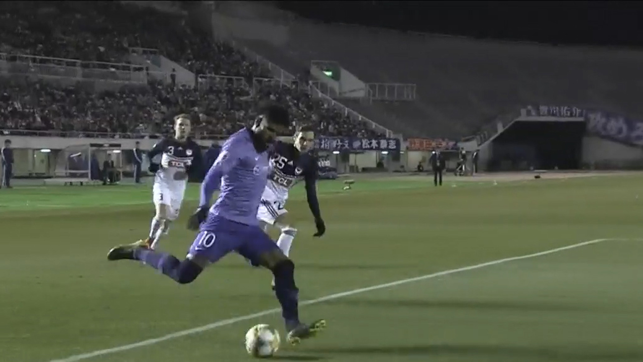 Sanfrecce beat Victory in ACL