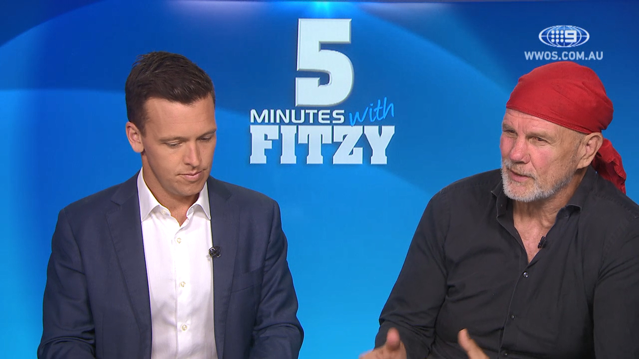 5 Minutes with Fitzy: Comparing Campese & Folau