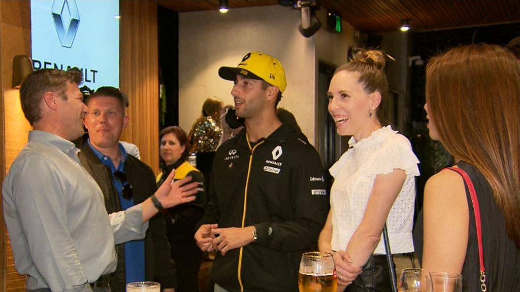 Australian GP gets underway