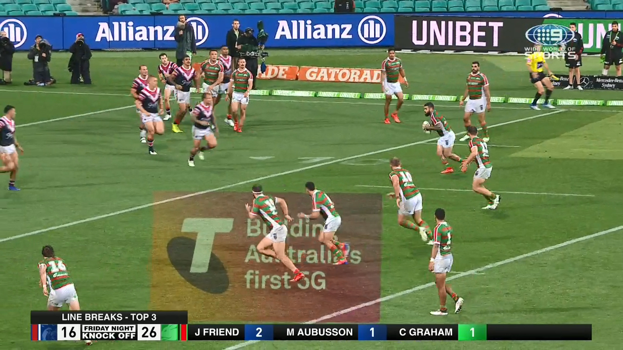 Slater dissects Reynold's kicking game