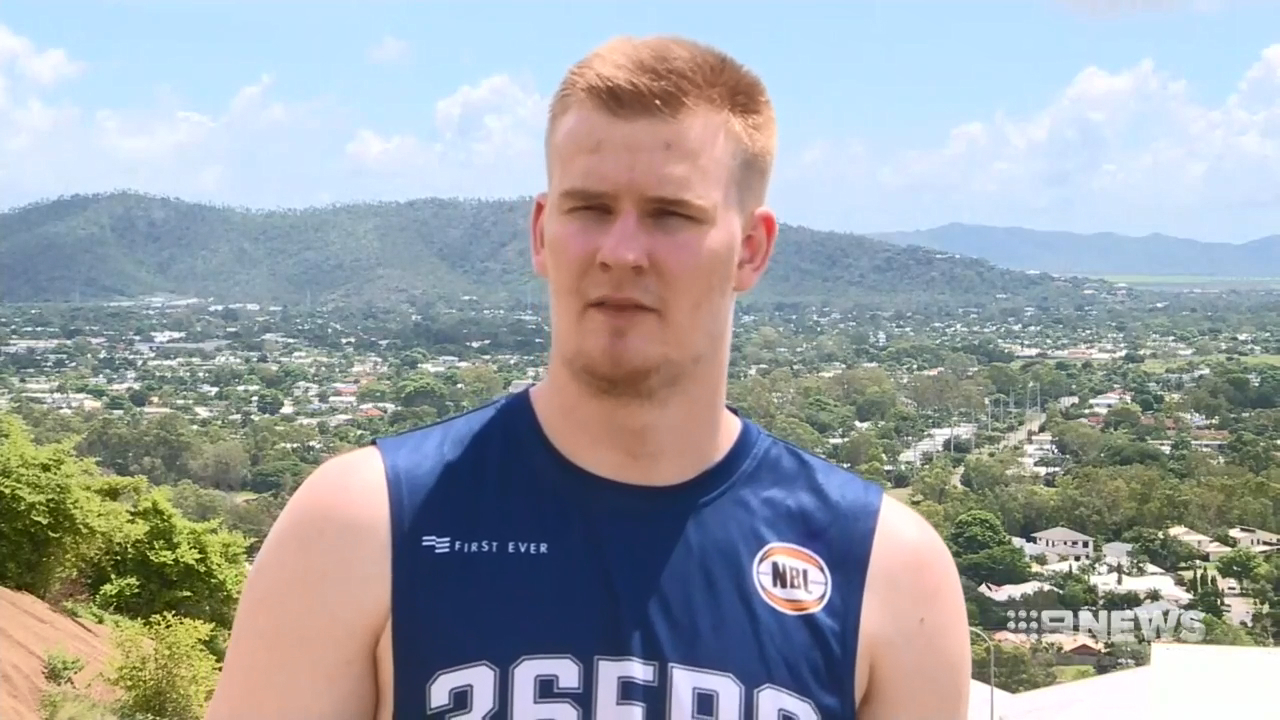 NBL rookie eyes NBA Draft
