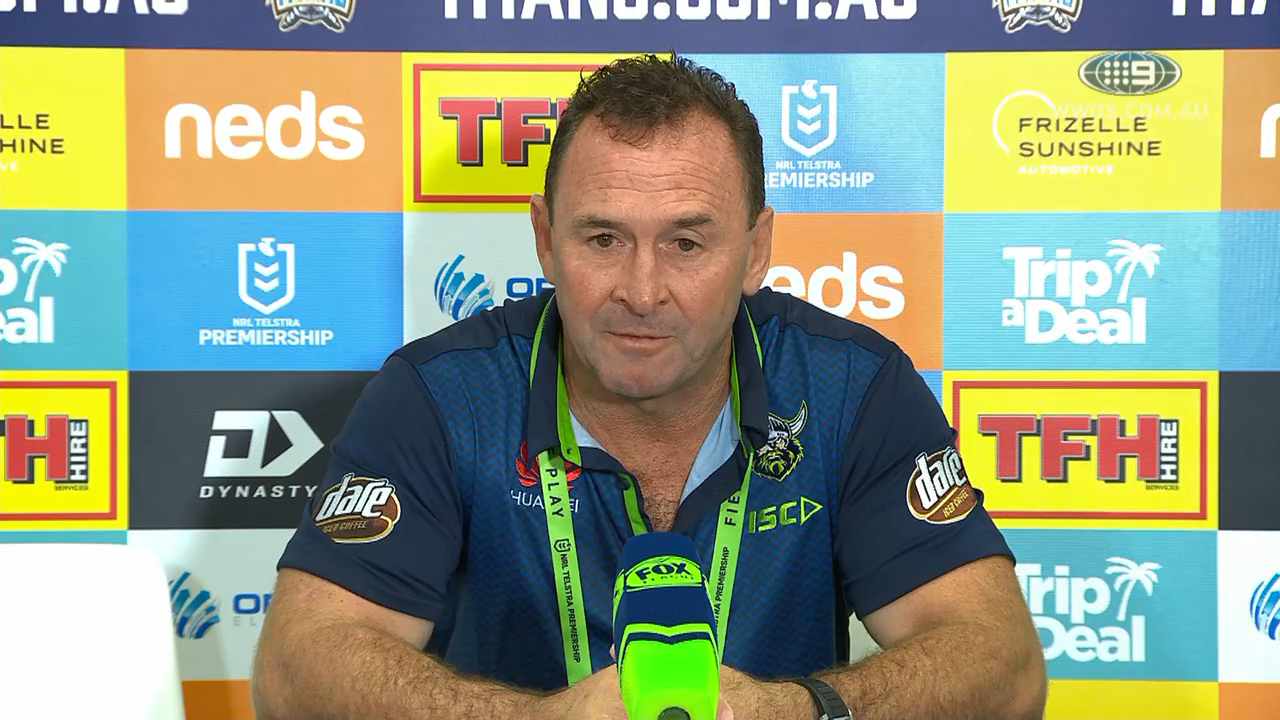 NRL Press Conference: Ricky Stuart - Round 1