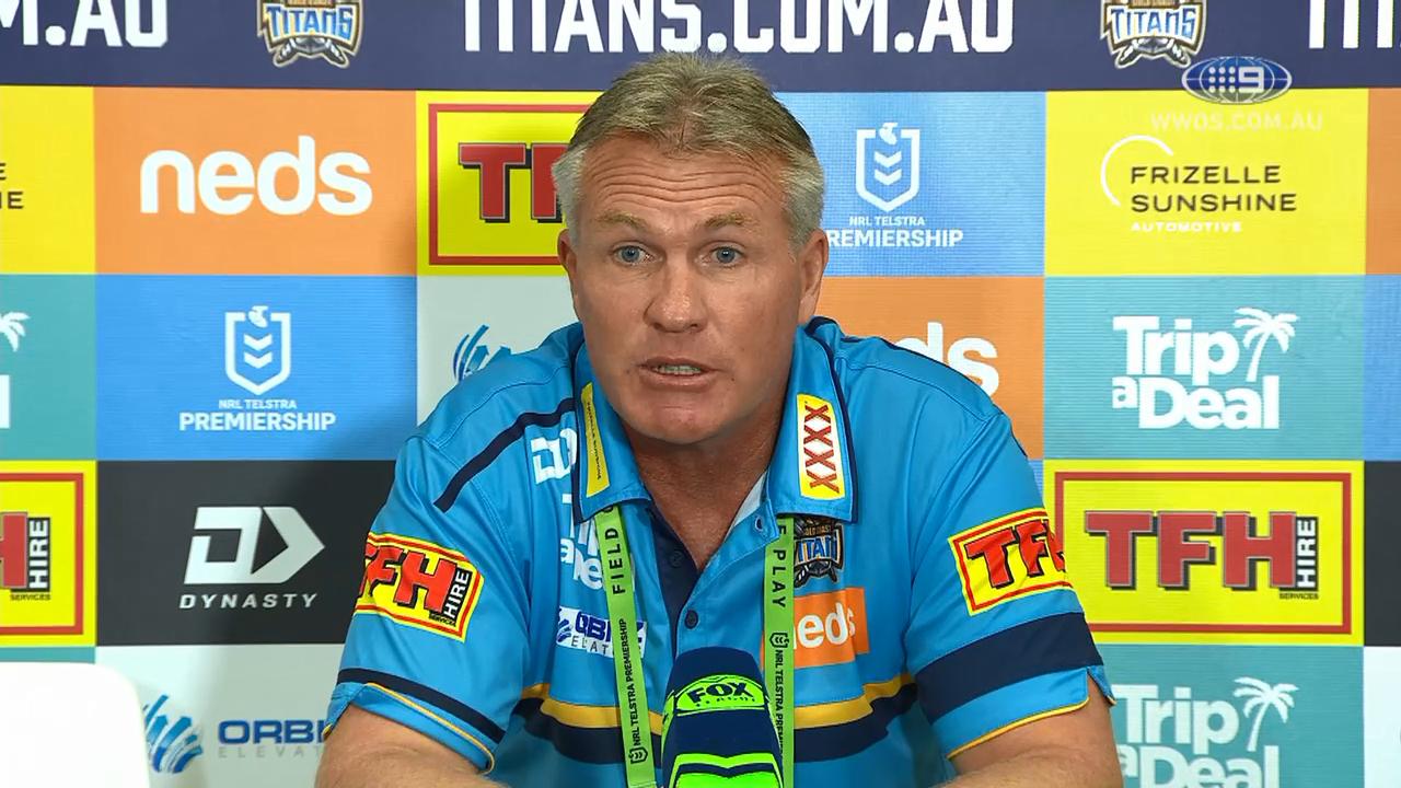 NRL Press Conference: Garth Brennan - Round 1