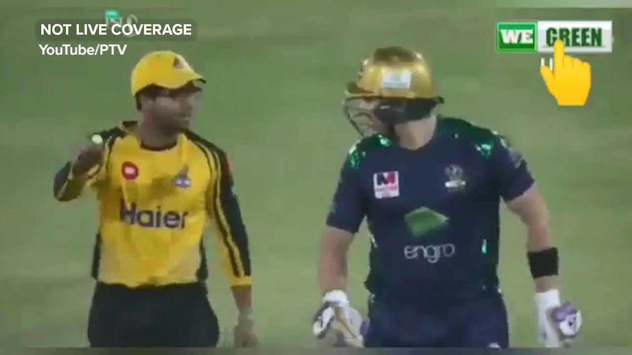 Watson involved in heated exchange in PSL