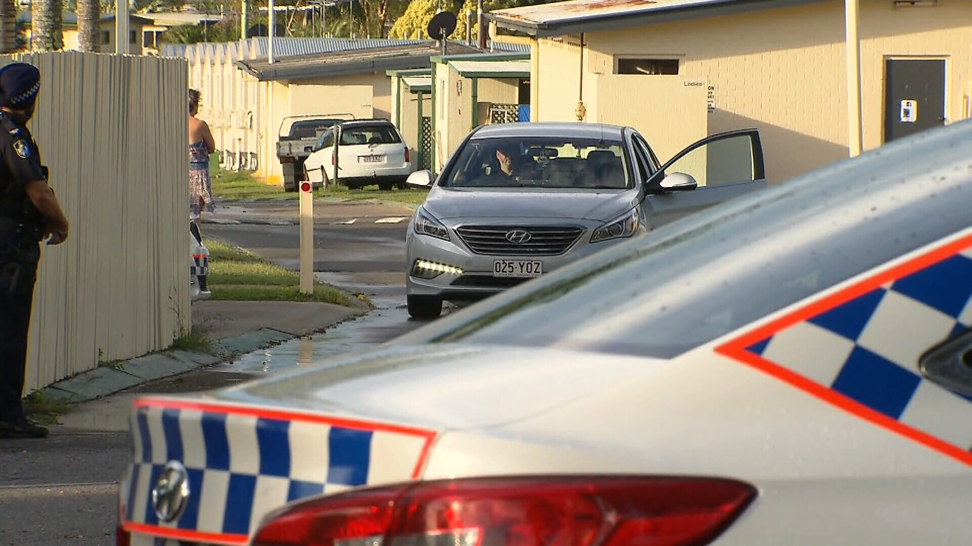 Man shot dead by police north of Brisbane