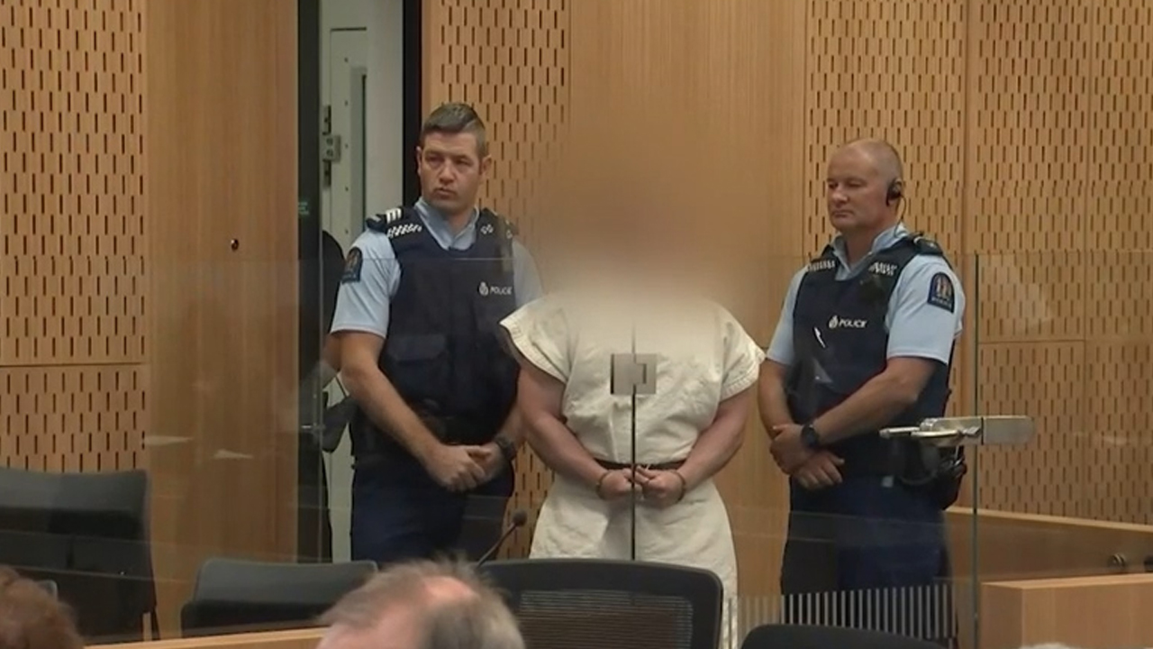 New Zealand alleged killer visited Israel in 2016