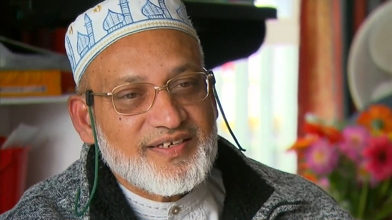 Faird Ahmed who lost his wife in shooting says he forgives gunman