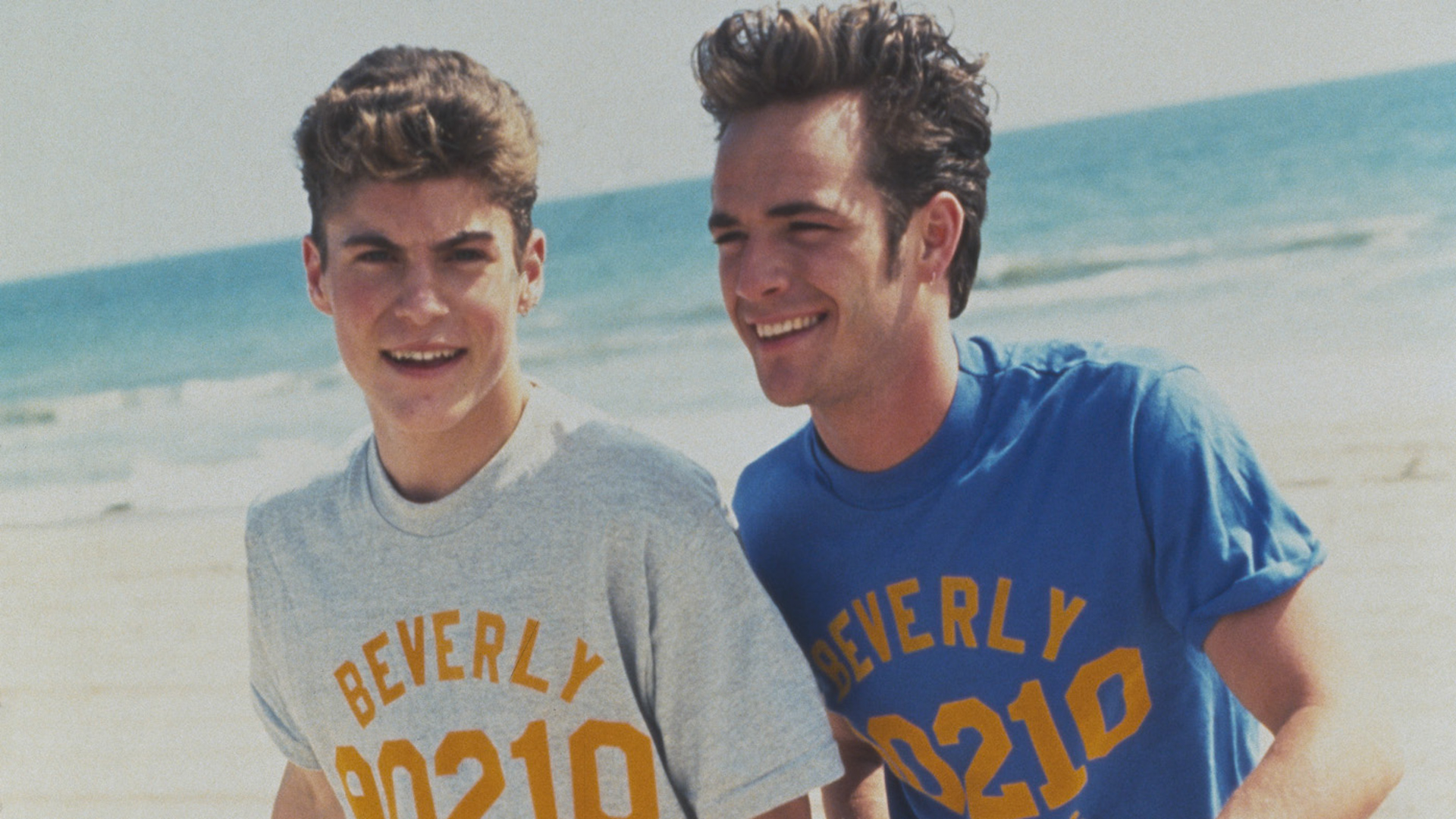Brian Austin Green reveals he texted Luke Perry after he died