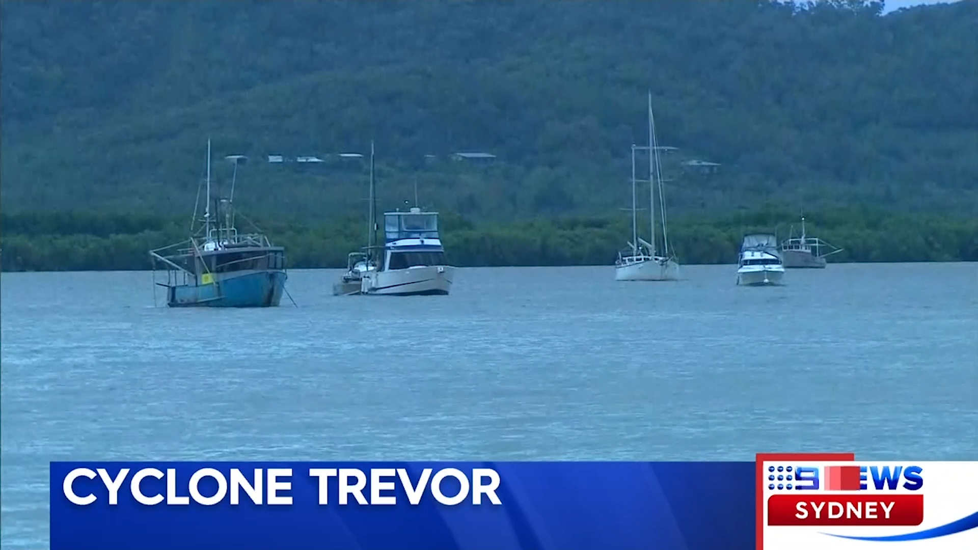 Premier Annastacia Palaszczuk on Tropical Cyclone Trevor