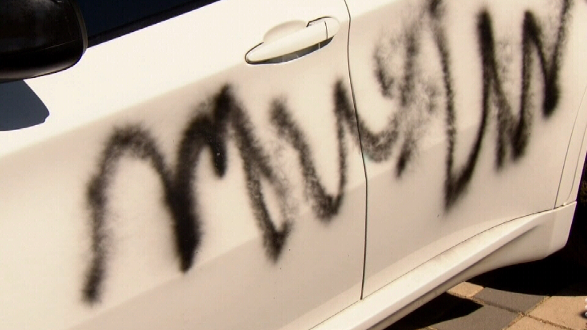 Perth Muslim family targeted by hate crime