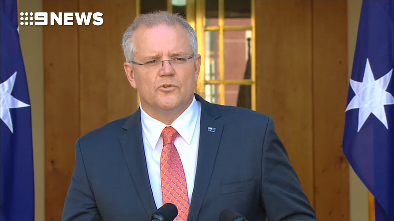 Morrison speaks on Turkish President's Christchurch remarks