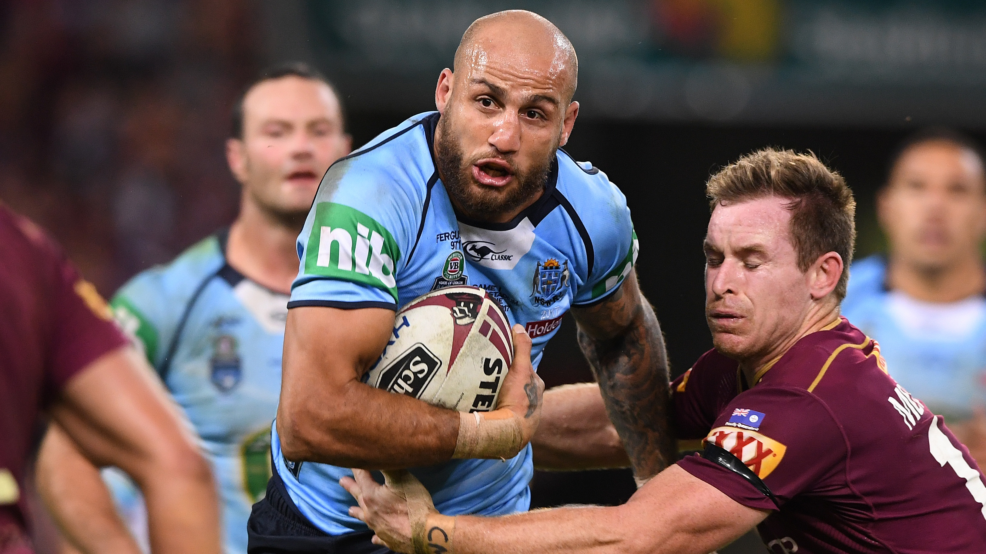 Ferguson will be picked for Origin: Immortal Behaviour