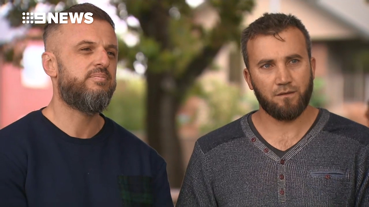 Two Aussies fly to Christchurch to lend support in wake of mosque attack