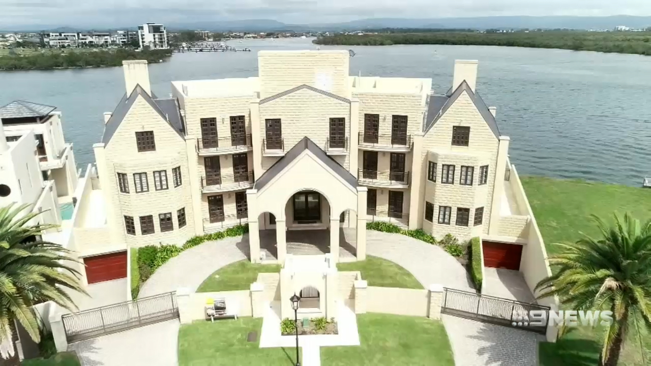 South East Queensland 'castle' home on the market