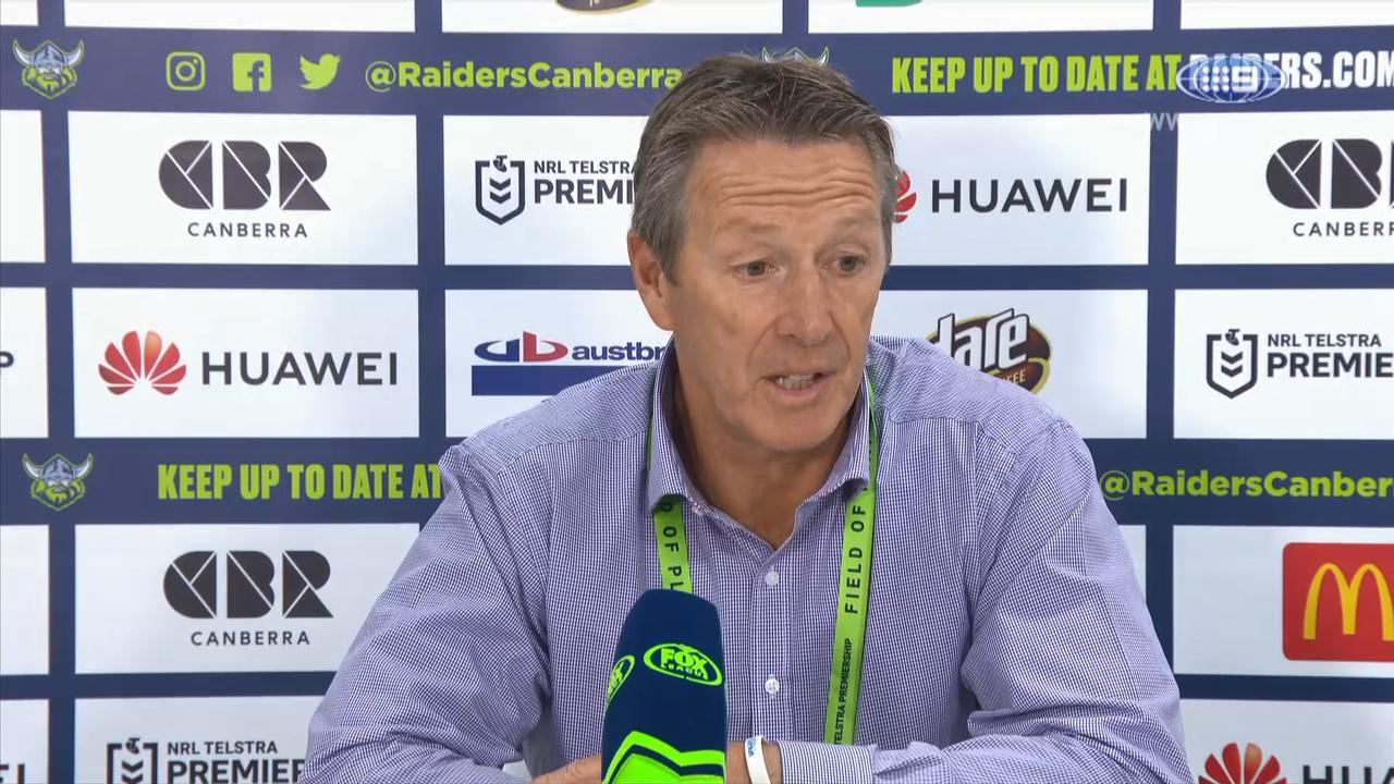 NRL Press Conference: Craig Bellamy - Round 2