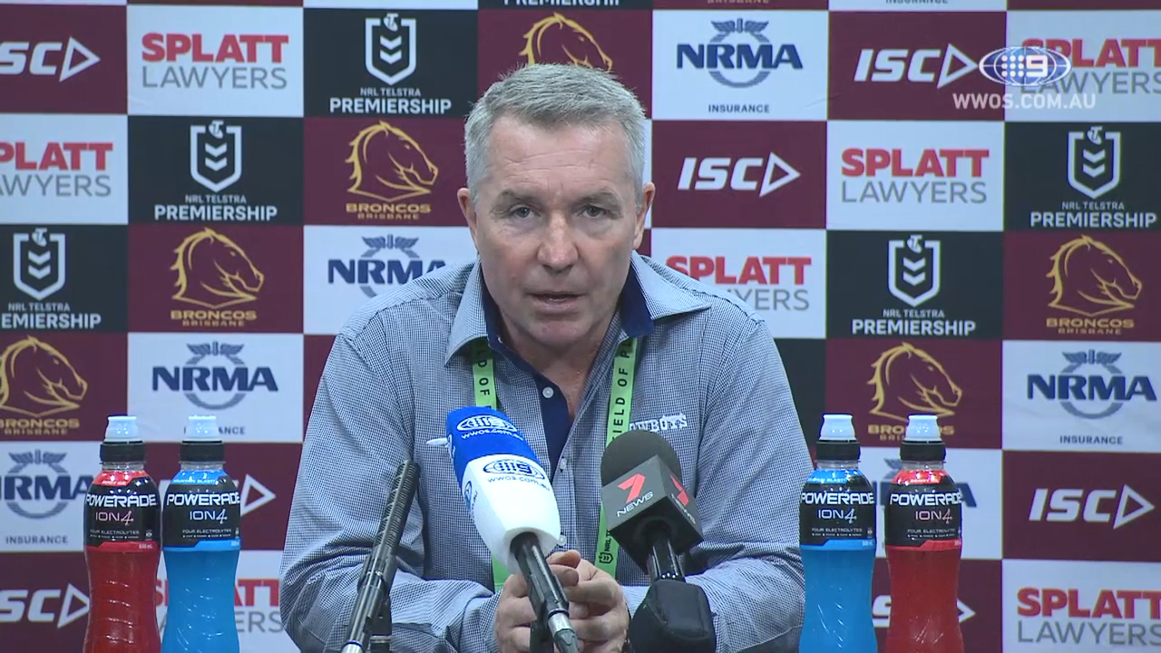 NRL Press Conference: Paul Green- Round 2