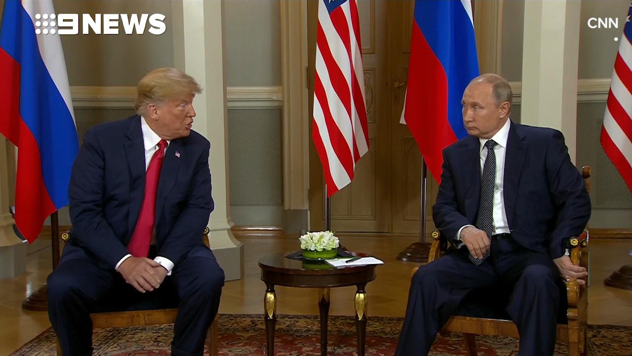Washington braces for Mueller Report