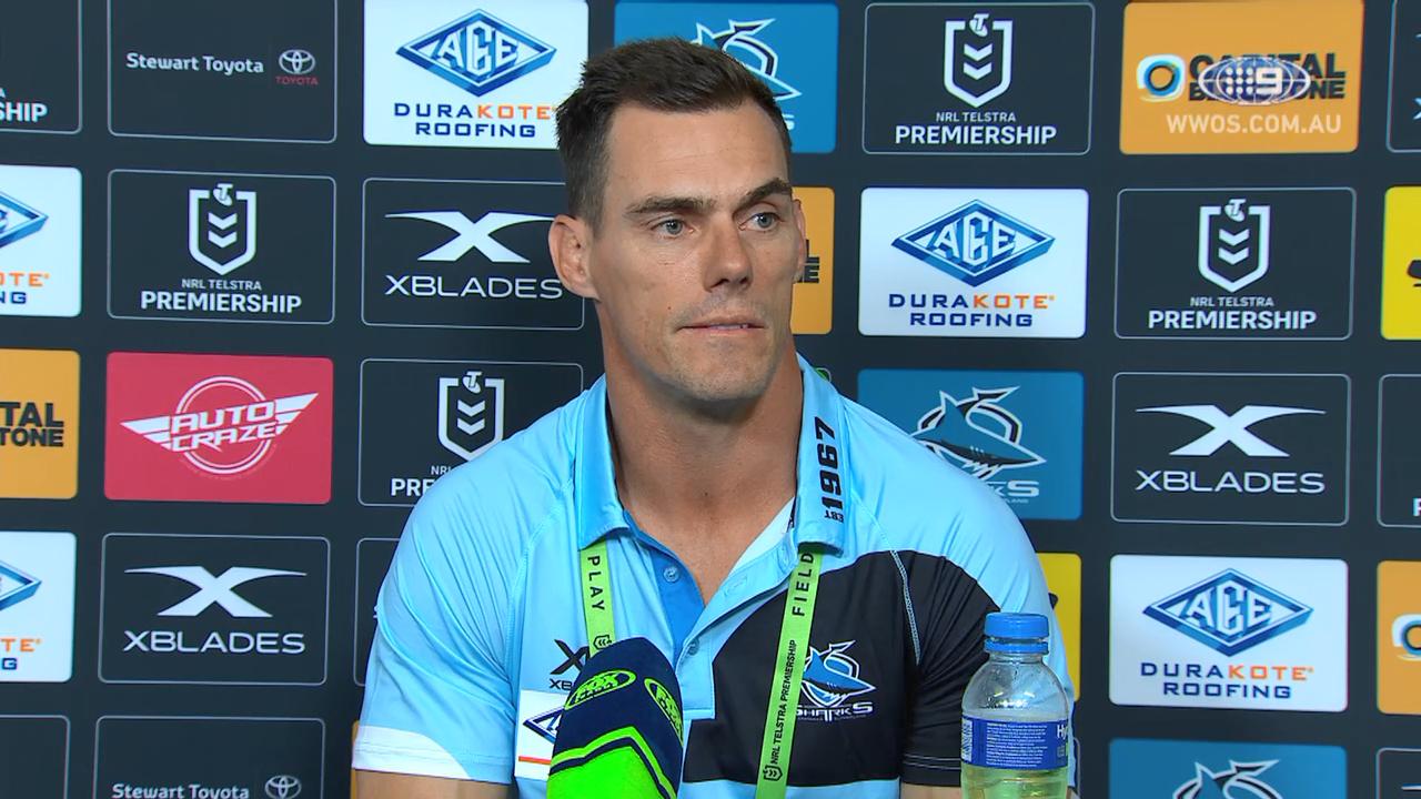 NRL Press Conference: John Morris - Round 2