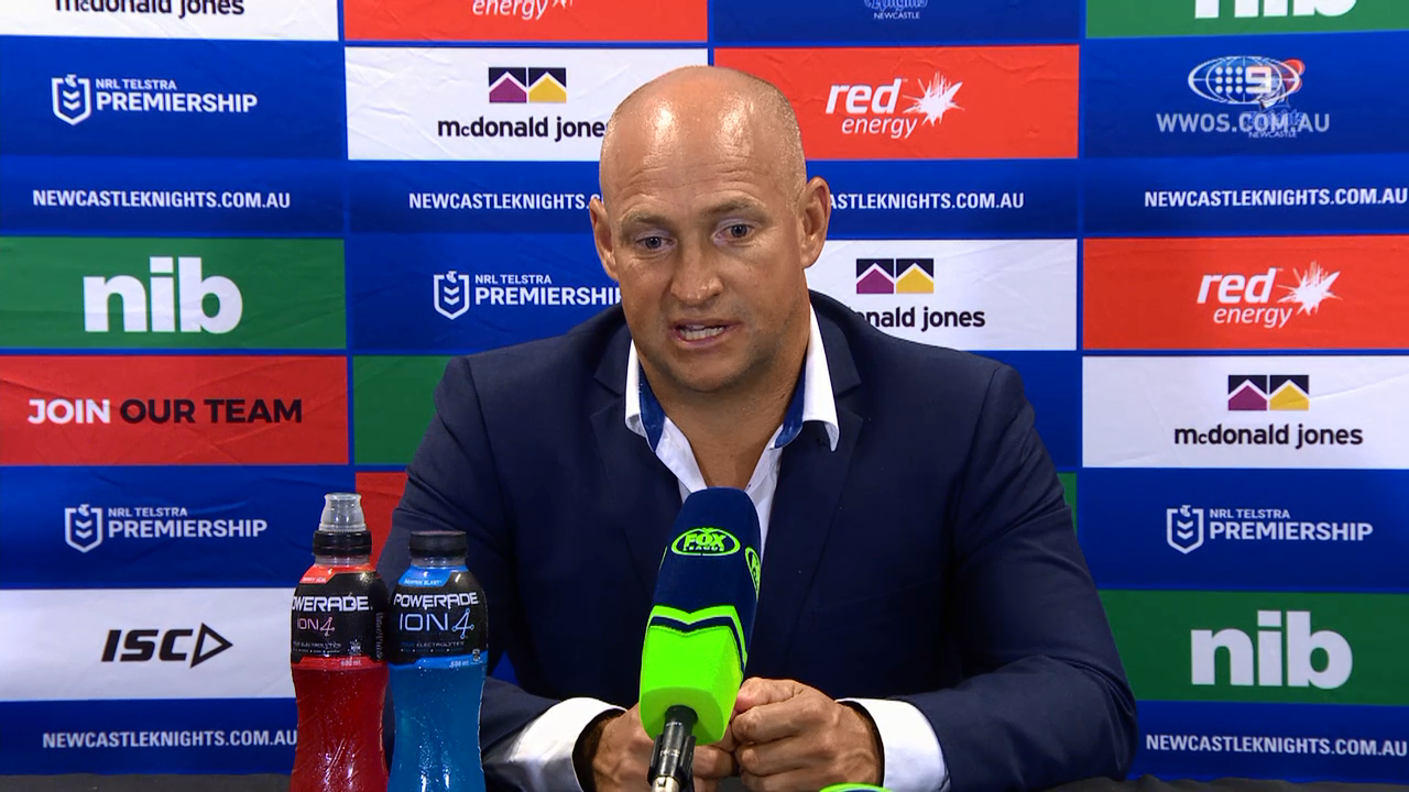 NRL Press Conference: Nathan Brown - Round 2