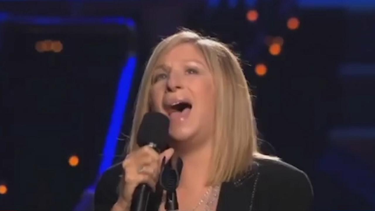 Barbra Streisand apologies