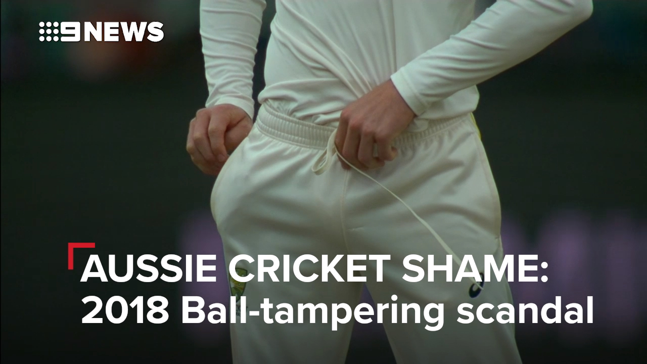Australian ball-tampering scandal 2018