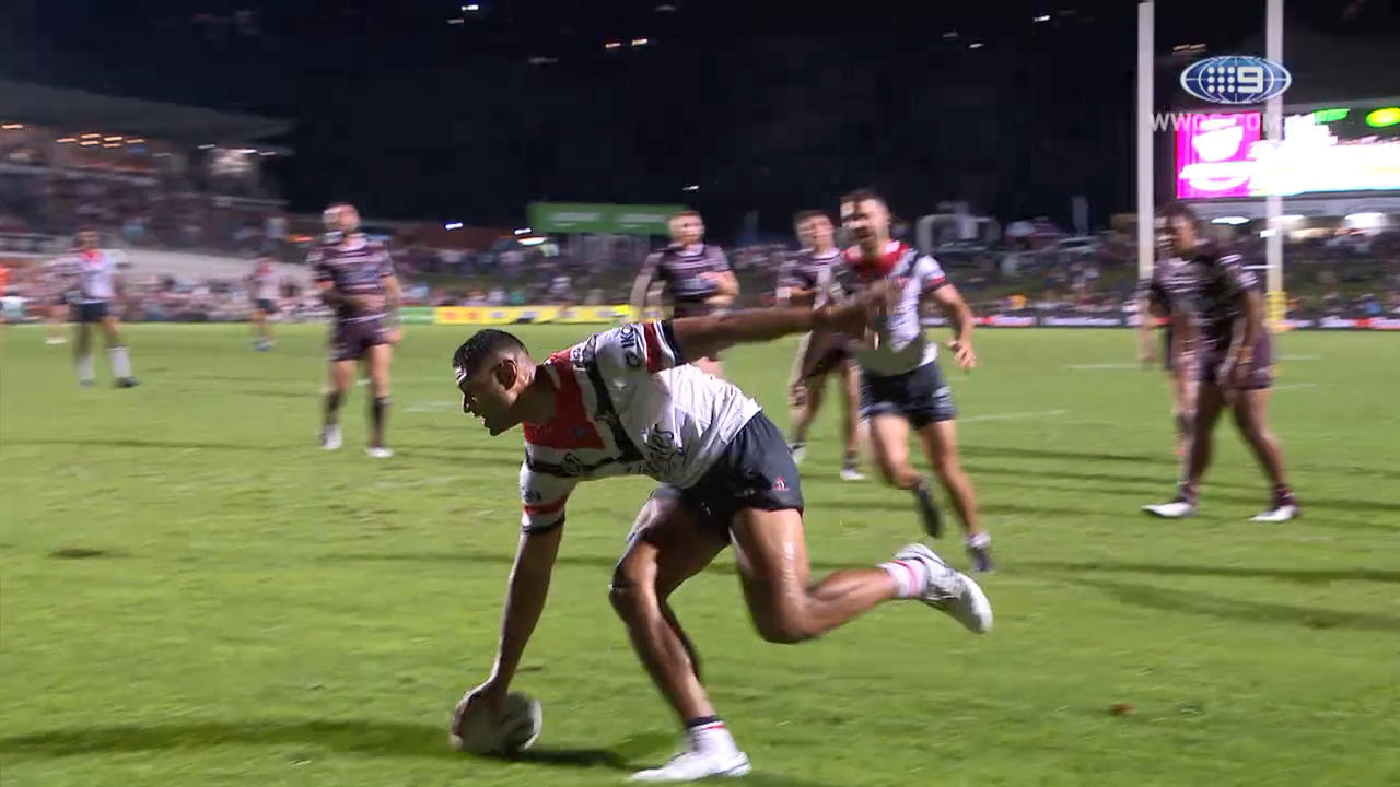 Top 5 Tries: Round 2