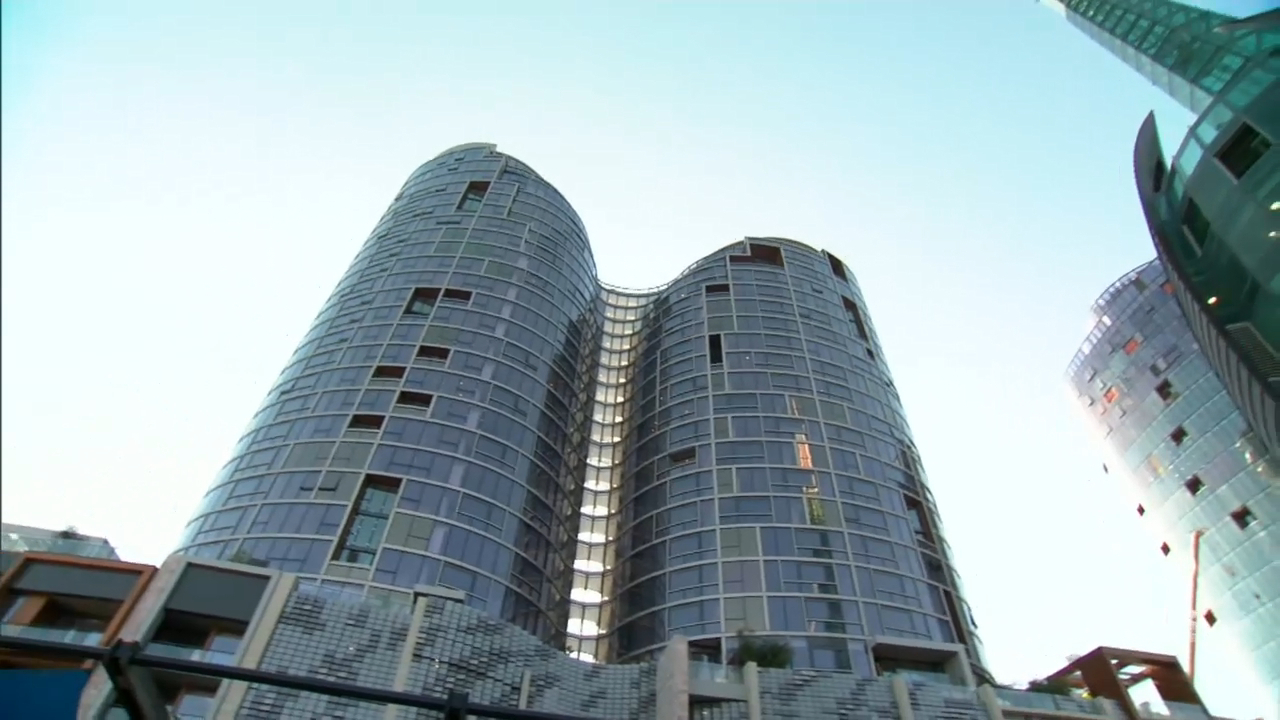 Exclusive tour of new apartments at Perth's Elizabeth Quay
