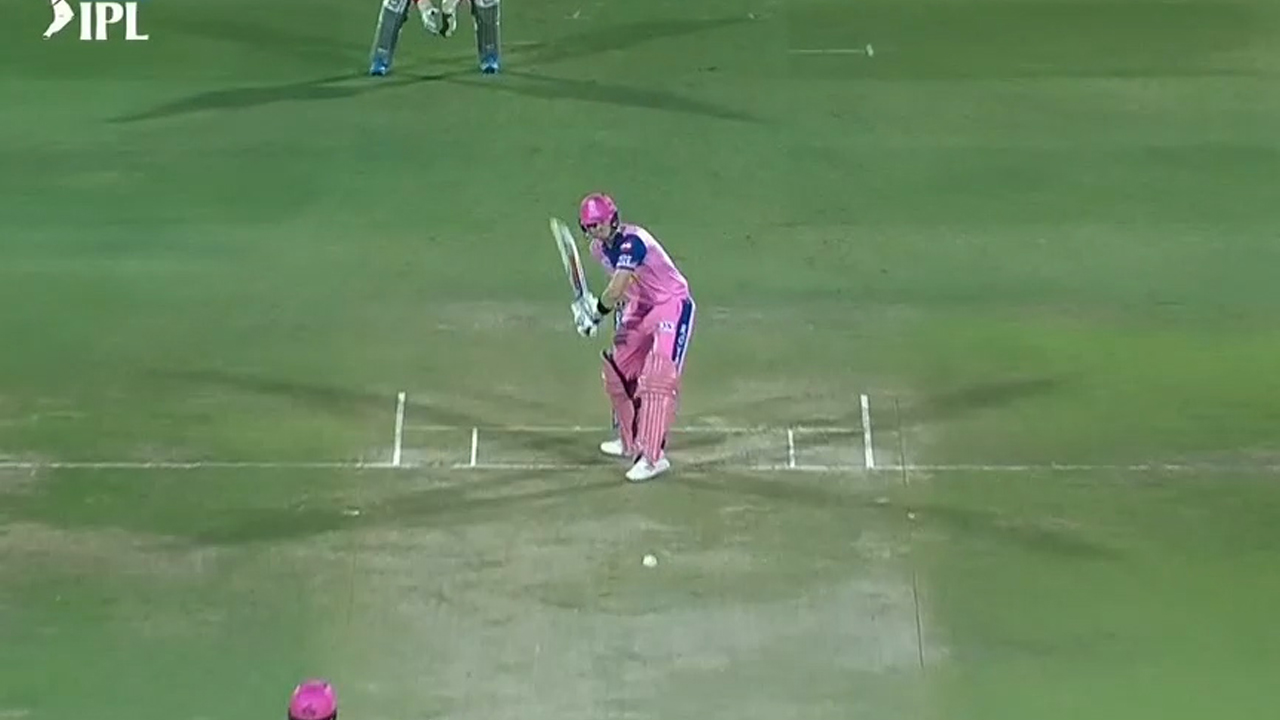 Smith fails in first IPL innings