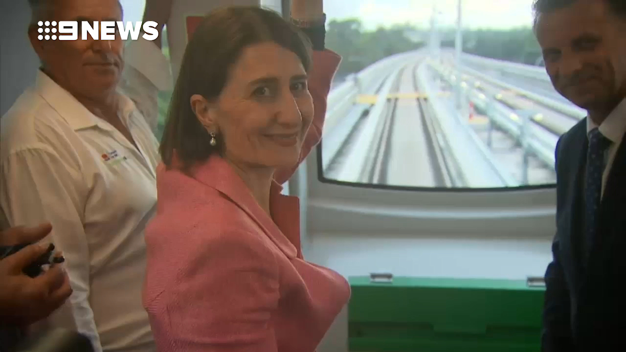 Newly-elected premier Gladys Berejiklian has gained executive powers