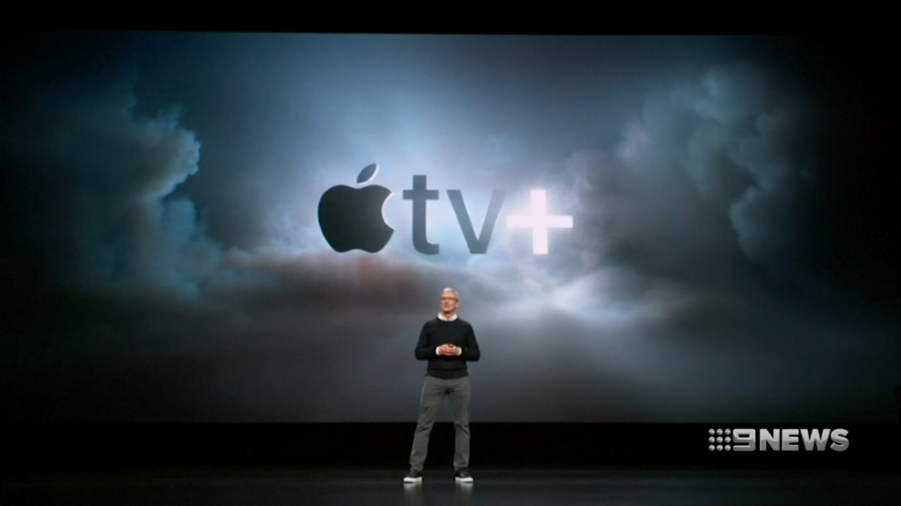 Apple unveils new services