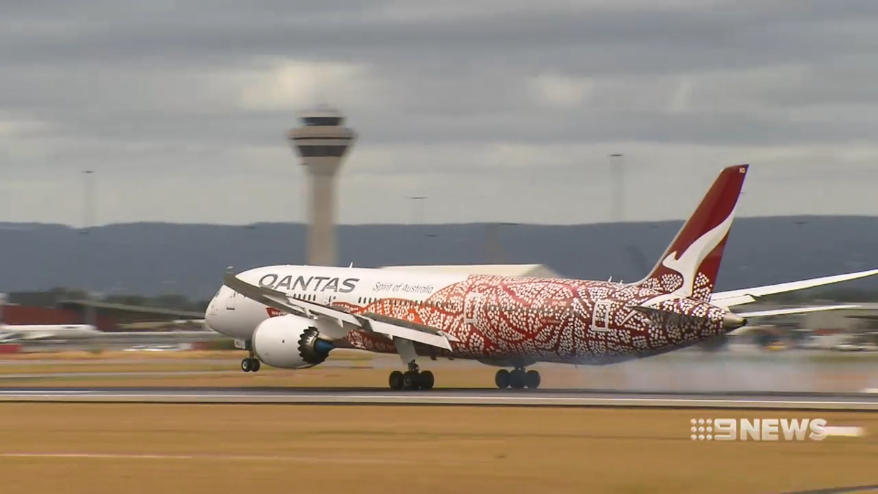 Qantas spat with West Australia airport hinders plans