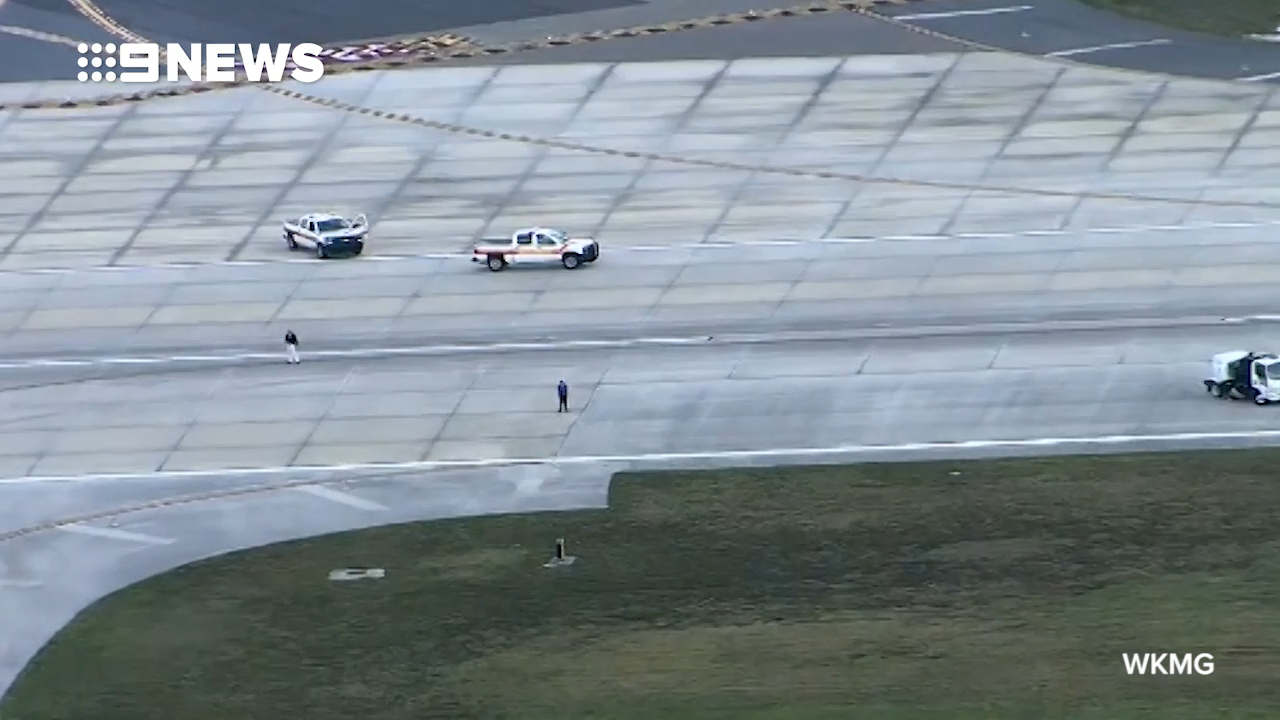 Southwest Airlines Boeing 737 Max jet experiences apparent engine problem