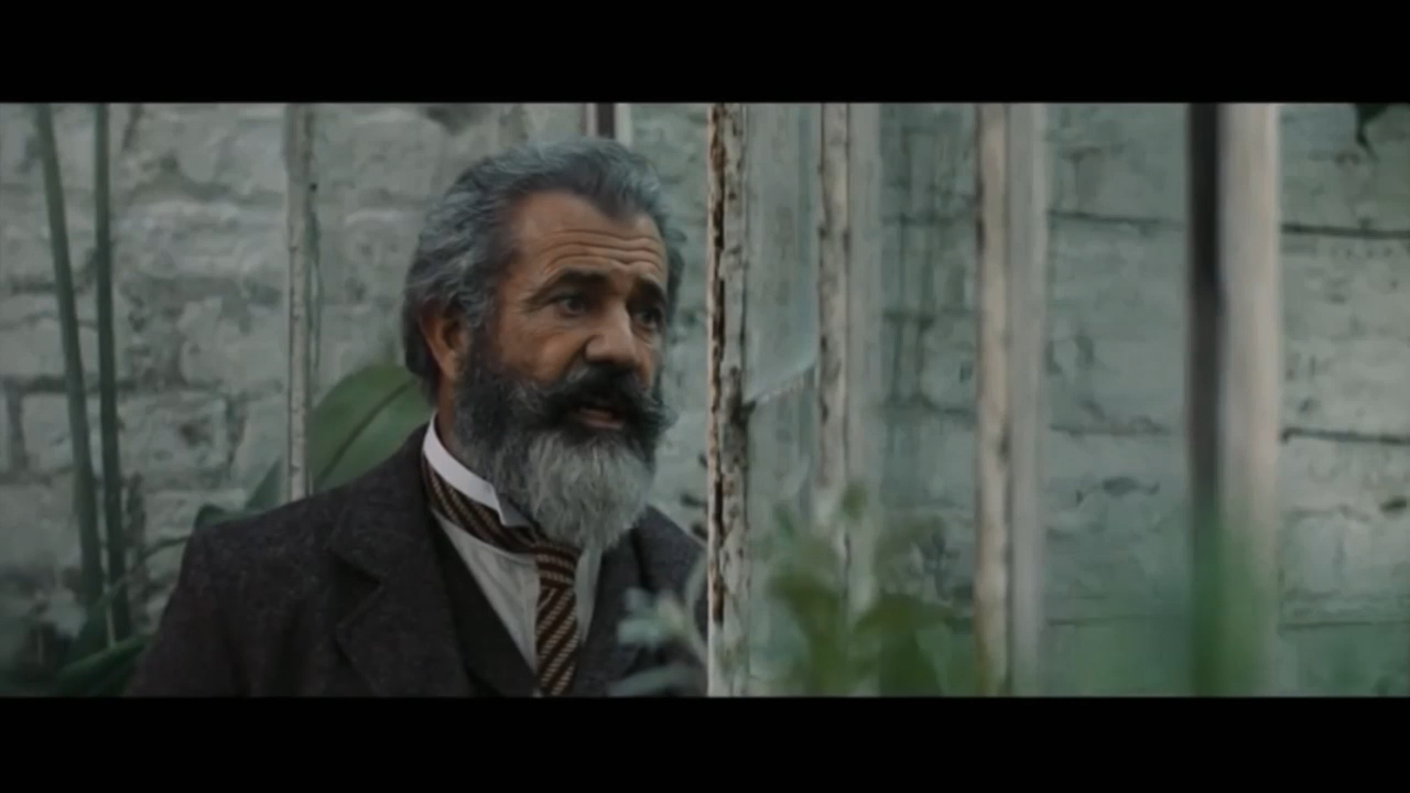 Mel Gibson settles 'Professor and the Madman' lawsuit - 9Celebrity