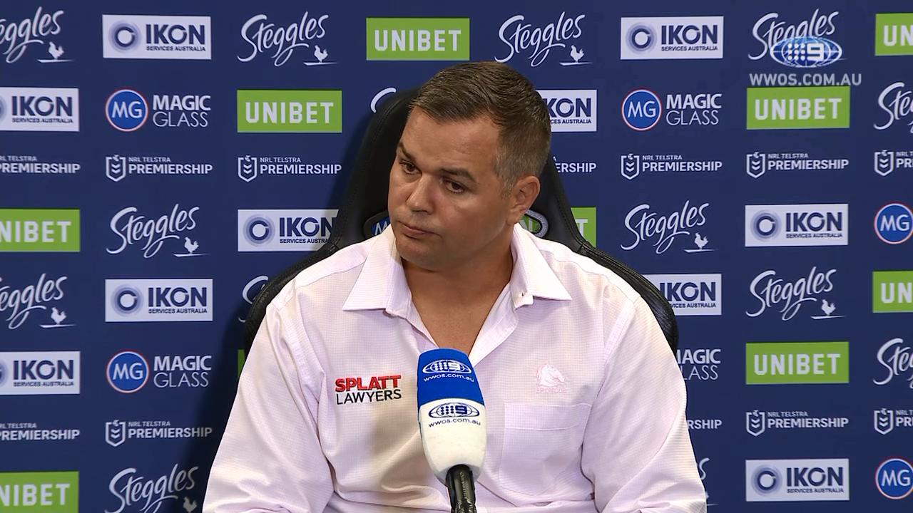 NRL Press Conference: Anthony Seibold - Round 4