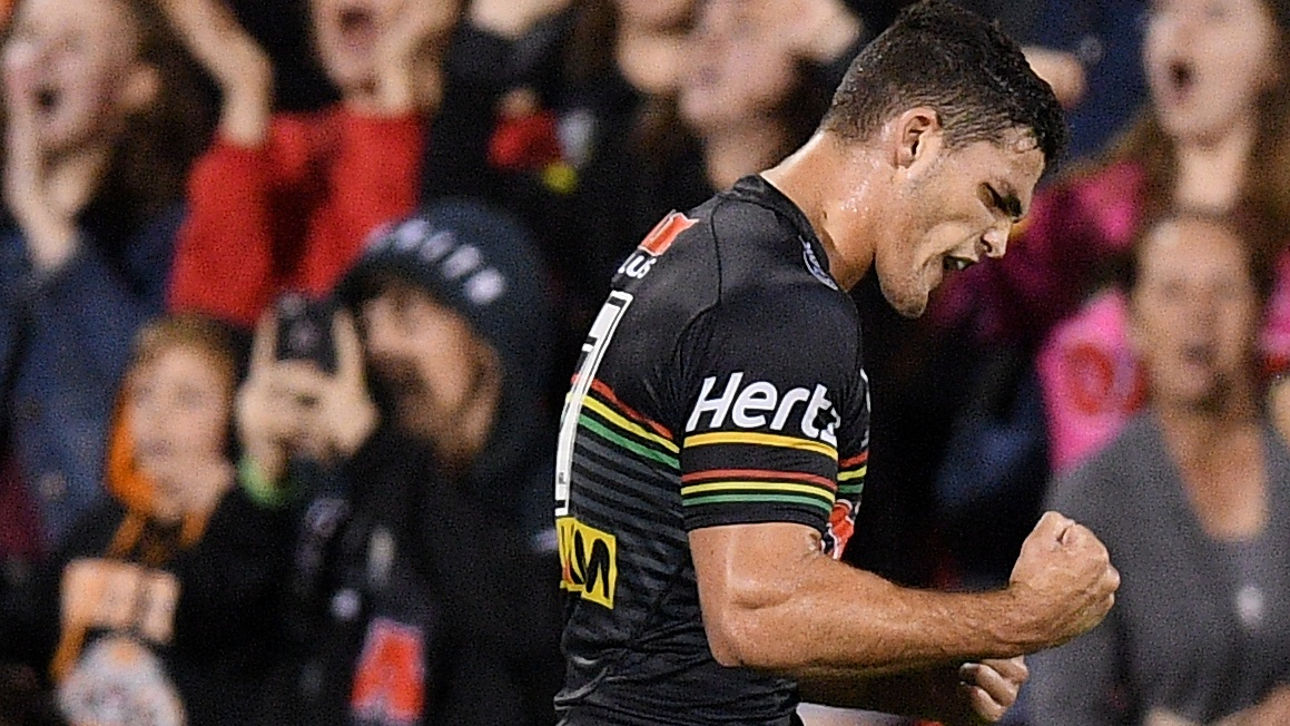 NRL Highlights: Panthers v Tigers - Round 4