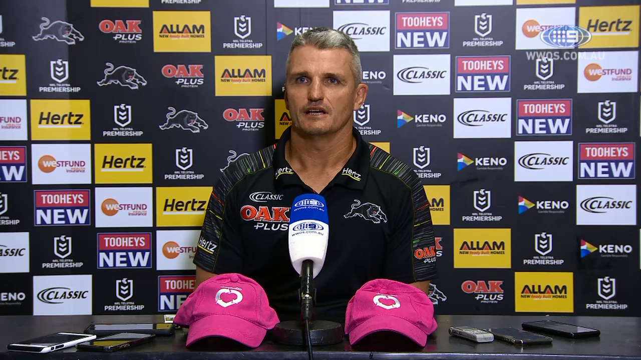 NRL Press Conference: Ivan Cleary - Round 4