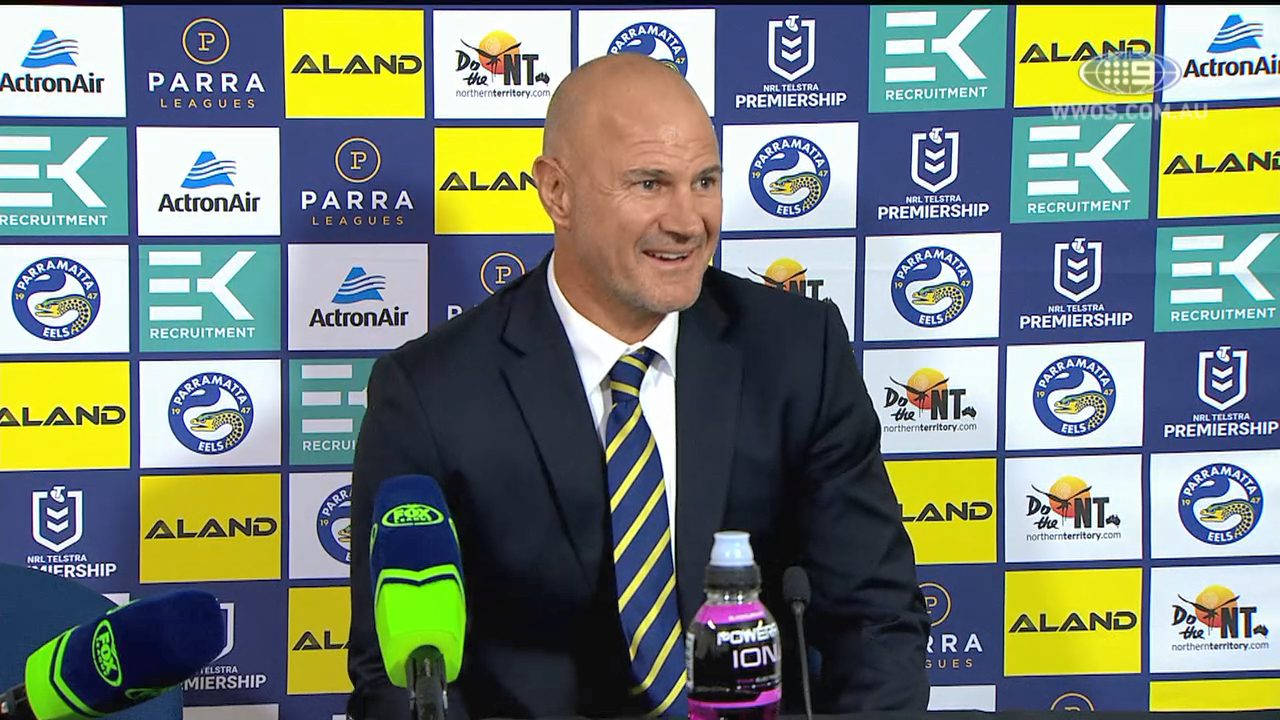 NRL Press Conference: Brad Arthur - Round 4