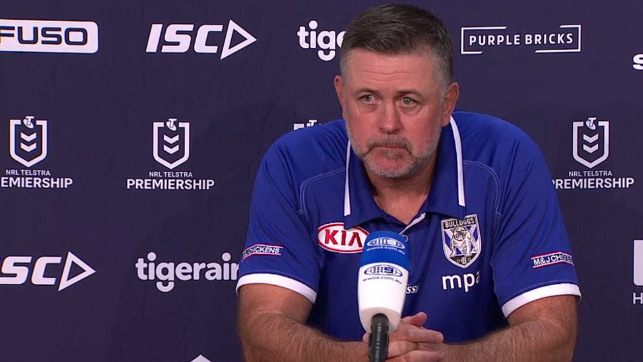 NRL Press Conference: Dean Pay - Round 4