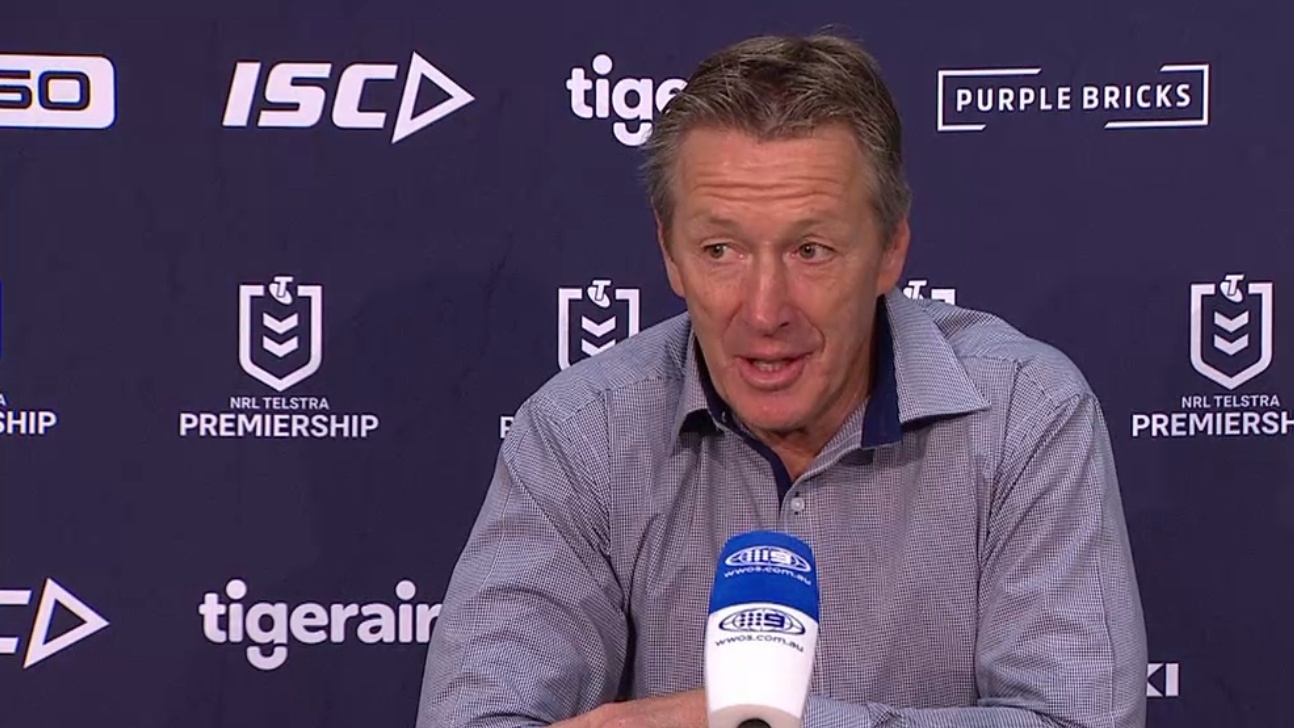 NRL Press Conference: Craig Bellamy - Round 4