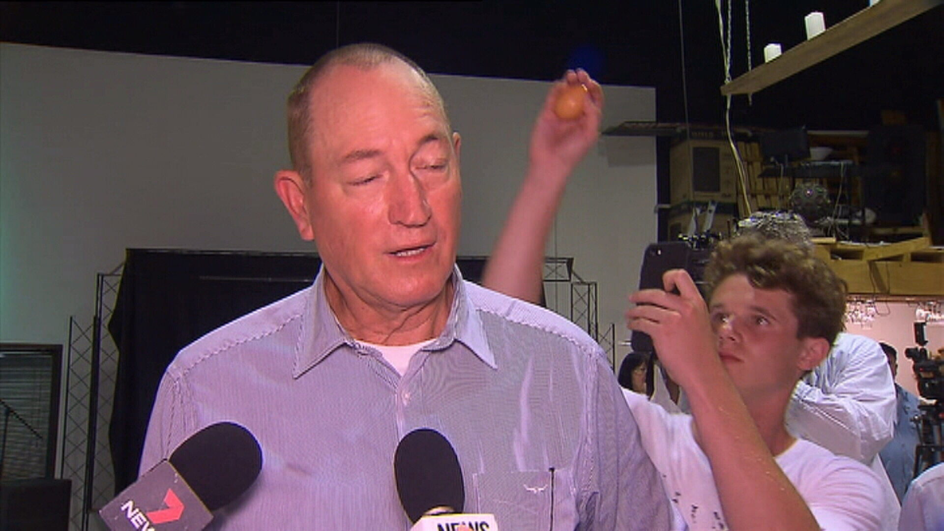 Fraser Anning News: Liberal Party To Preference Fraser Anning Last: Australia