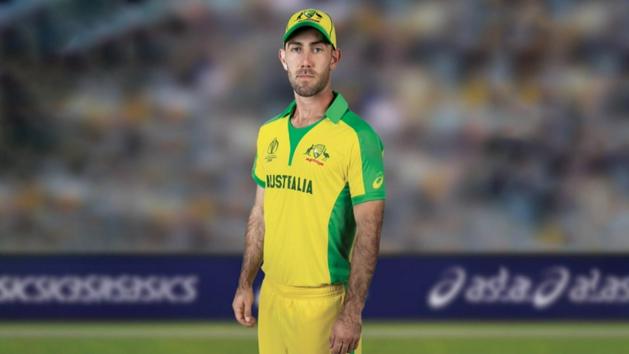 Australian ICC World Cup kit revealed