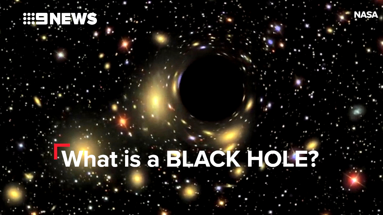 Remarkable photo of black hole released in astrophysics breakthrough