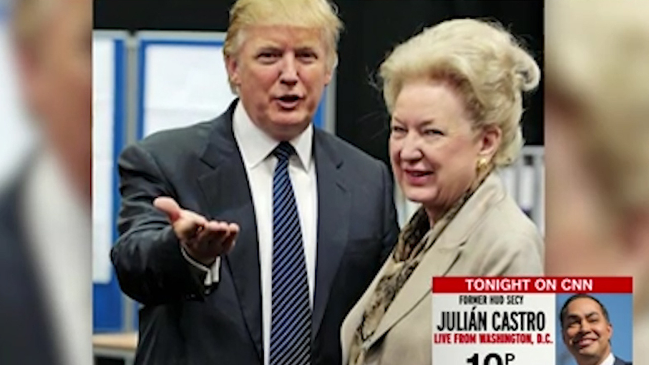 Trump's Judge Sister Retires, Ending Federal Tax Probe""