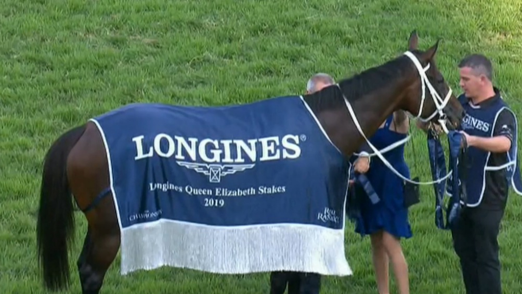 Winx finishes career in style at Randwick