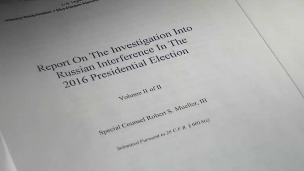 Mueller report: Subpoena issued for unredacted version
