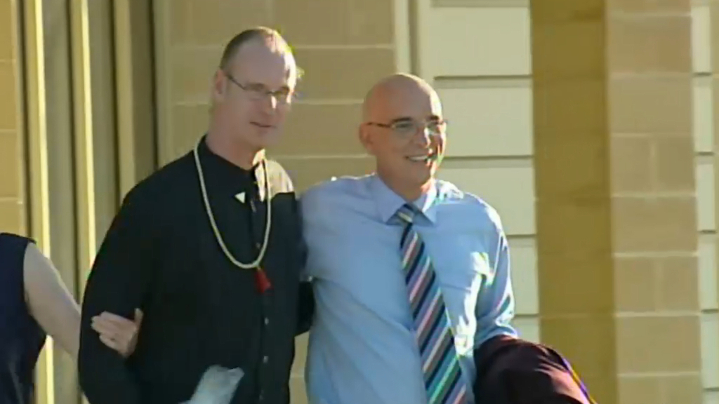Hollywood hit-and-run victim had been wrongfully convicted of murder in Australia