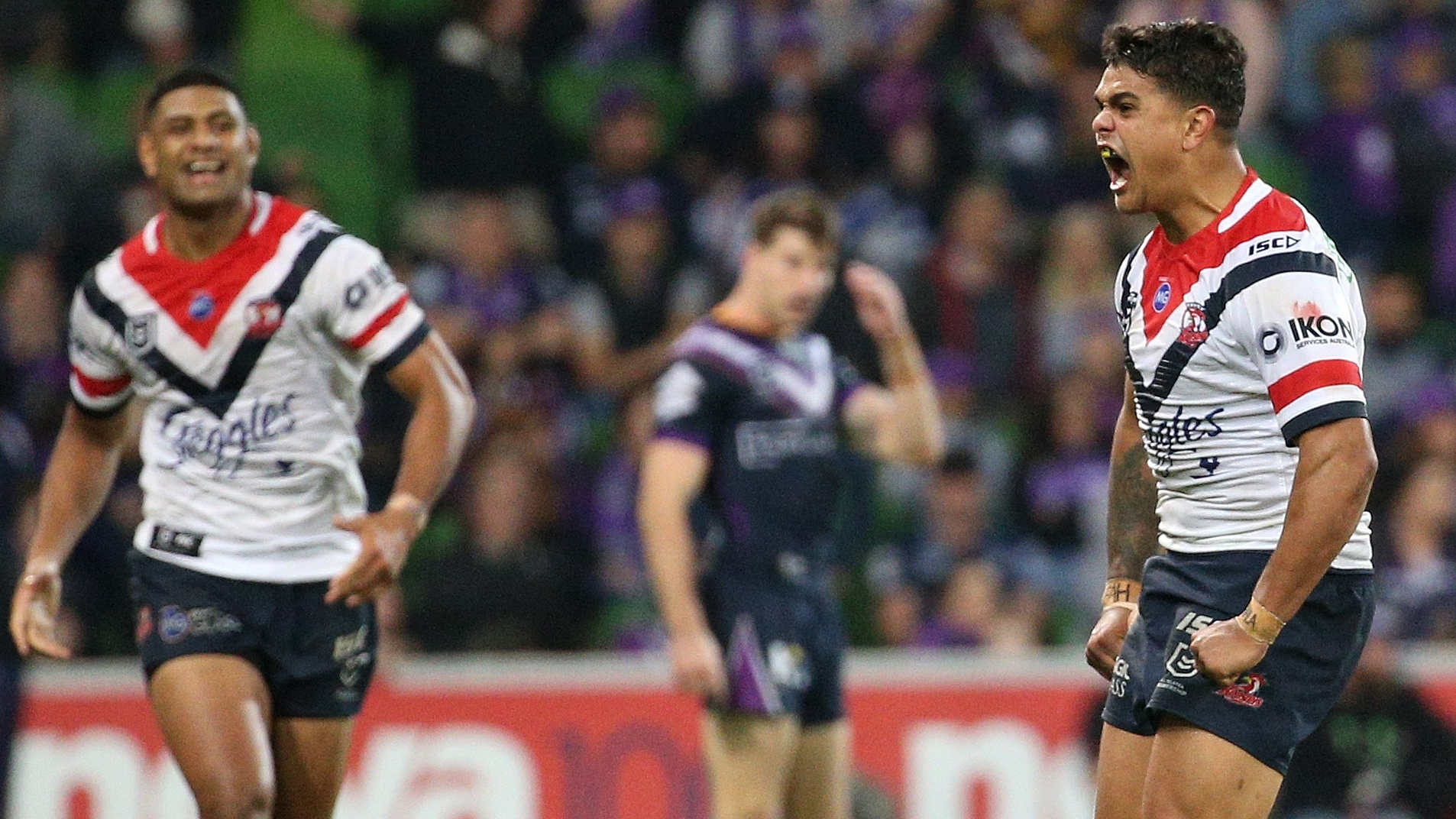 NRL Highlights: Storm v Roosters - Round 6