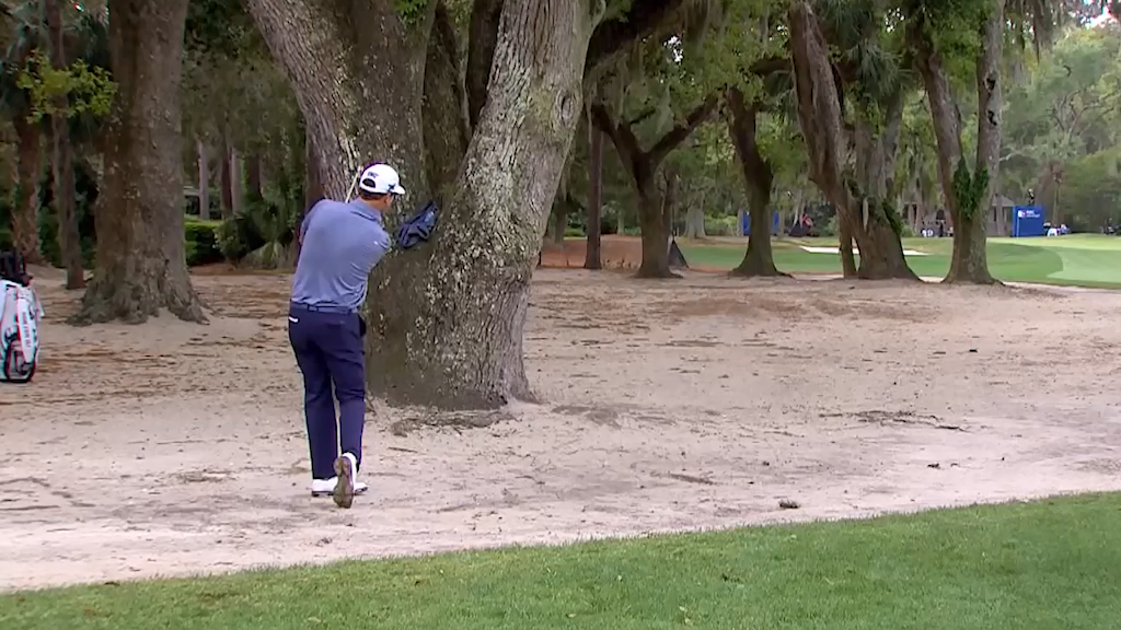 RBC Heritage Round 2 Highlights