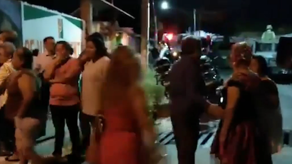 13 dead after gunmen open fire at family party in Mexico